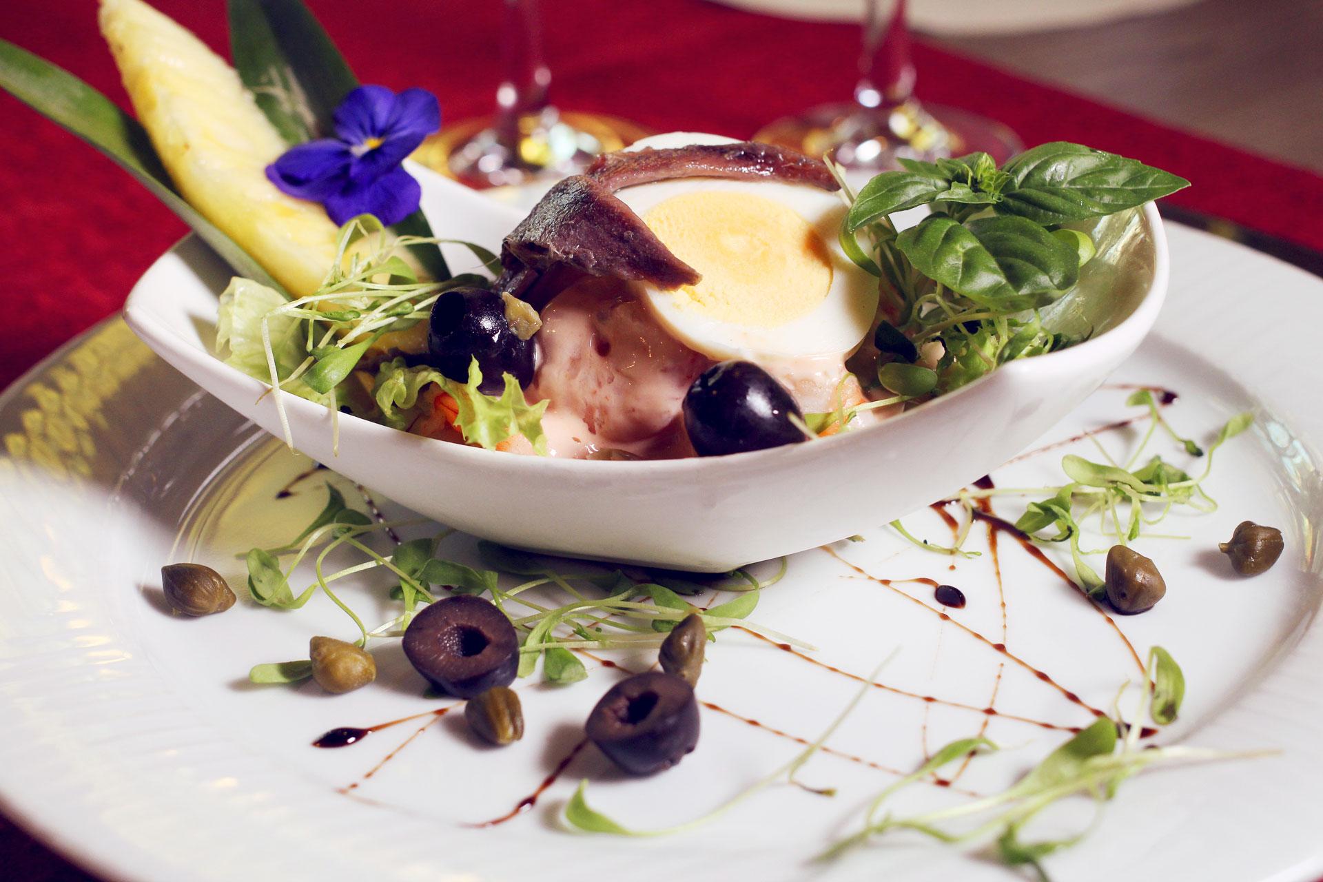Salat Zer Bircha
